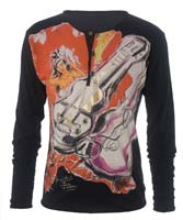 Liberty and Company T-shirt fashion by Ronnie Wood