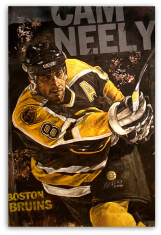 Cam Neely Hockey
