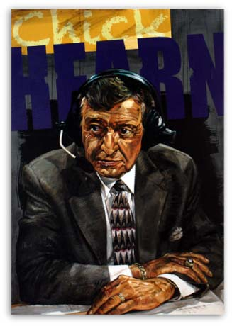 Chick Hearn Lakers