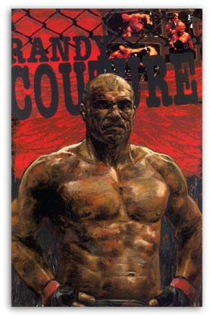 Randy Courure the Natural MMA by Stephen Holland