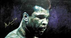 Muhammad Ali by Stephen Holland