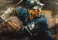 Arod by Stephen Holland