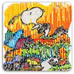 Super Fly Winter by Tom Everhart