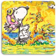 The 645 To Bora by Tom Everhart