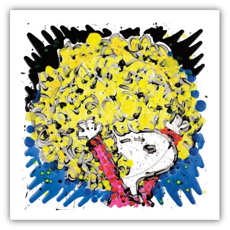 Mirror Mirror On The Wall, Who's The Top Dog Of Them All?  - from the I've Got Ants In My Pants (and I Need To Dance) portfolio by Tom Everhart