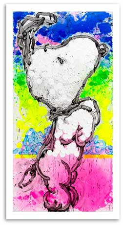 Performance Art I by Tom Everhart
