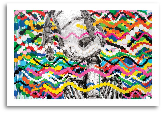 Big Poppa by Tom Everhart print
