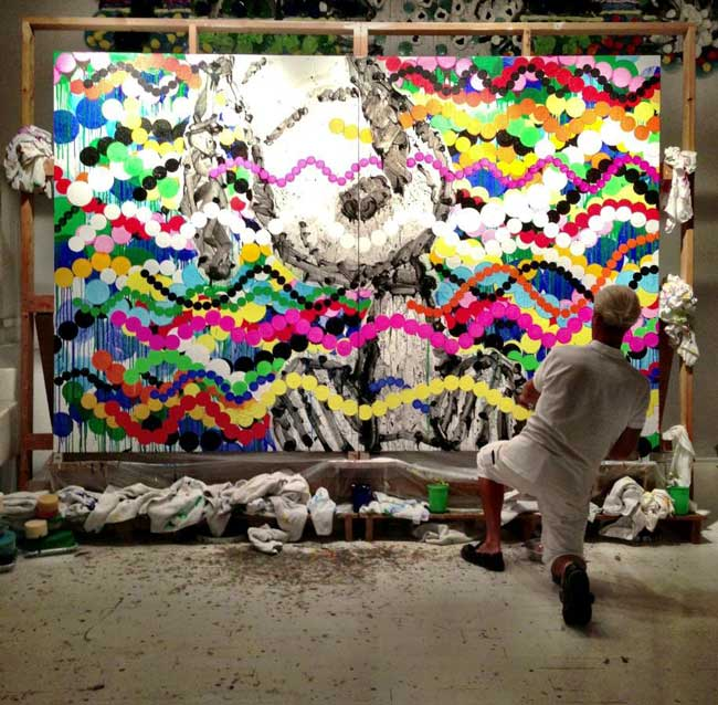 Tom Everhart Finishes Snoopy as Big Poppa