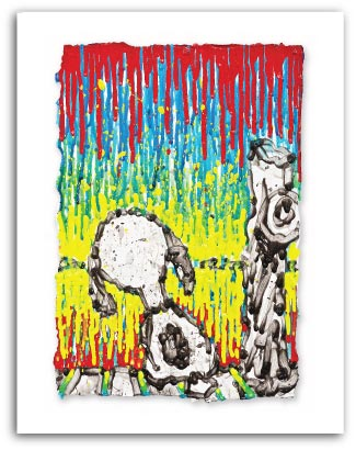 Twisted Coconut by Tom Everhart